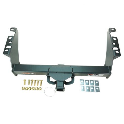 73-96 F-Series, Bronco; 67-02 Dodge 2 Inch Class 5 Receiver Hitch (Curt)