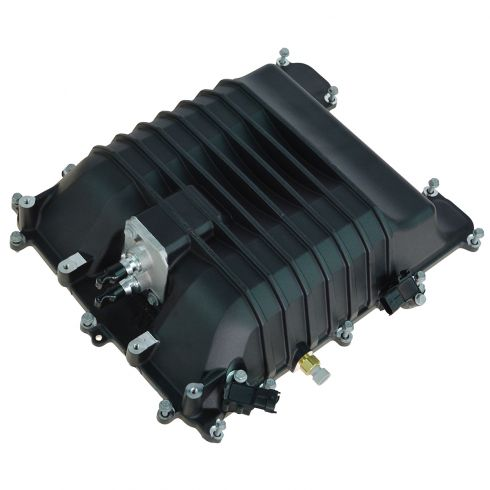 12-14 Chevy Camaro w/6.2L Supercharger Cover w/Intercooler Assembly (GM)