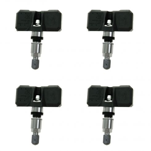 Tire Pressure Monitor Sensor Assy SET of 4