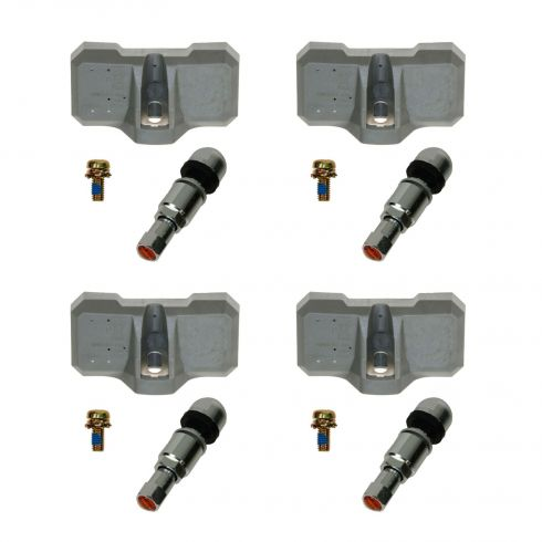 Tire Pressure Monitor Sensor Assy (Low Tire Pressure Monitoring System (RPO UJ6))(Set of 4)