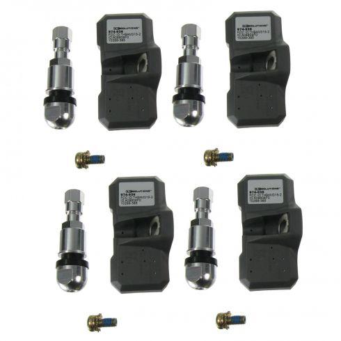 Tire Pressure Monitor Sensor Assy SET