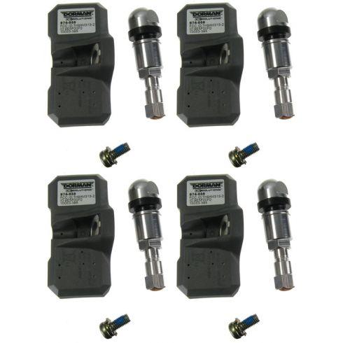 08-10 Honda Odyssey DX; 09-10 EX, EX-L, LX Tire Pressure Monitor Sensor Assy SET