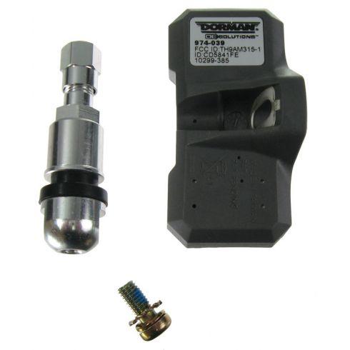 2003-09 Mazda Multifit Tire Pressure Monitor Sensor Assy