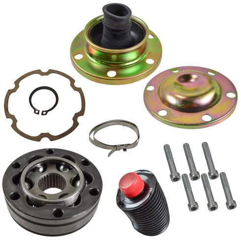 99-04 Jeep Grand Cherokee; 02-05 Liberty Front Driveshaft Rear CV Joint Rebuild Kit