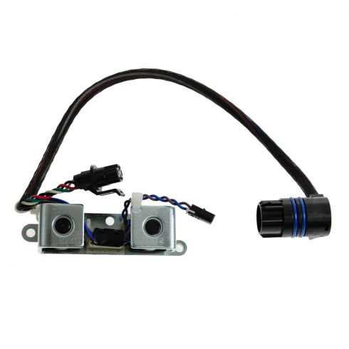 94-05 Dodge, Jeep multifit (w/Lck Up Converter) AT Shift Control/ Solenoid w/Harness