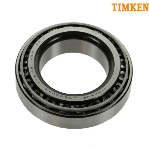 Multifit Front/Rear Differential Bearing SET37 (Timken)