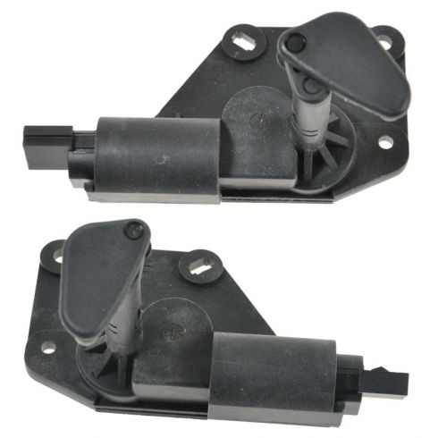 2004-07 Ford Freestar; 96-03 Windstar; 04-07 Mercury Monterey Rear Vent Window Power Motor PAIR