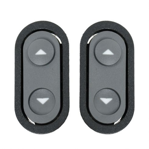 90-94 C/K Truck 1 button Pwr Window Switch Pair