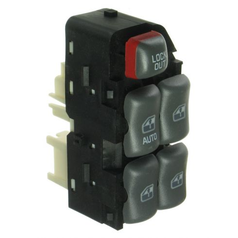 1997-03 Grand Prix 4dr Power Window Switch