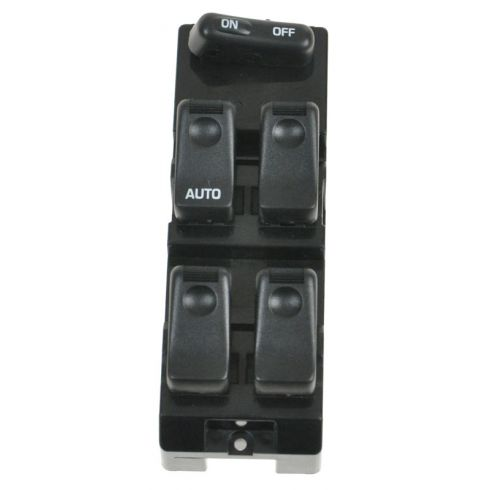 1992-95 Mazda 929; 93-96(6/5/96) Master Power Window Switch LF