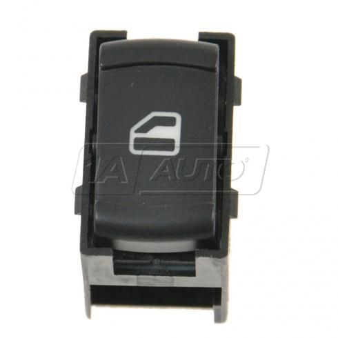 99-06 VW Golf; 99-05 Jetta; 98-01 Passat Single Power Window Switch RF, RR, LR