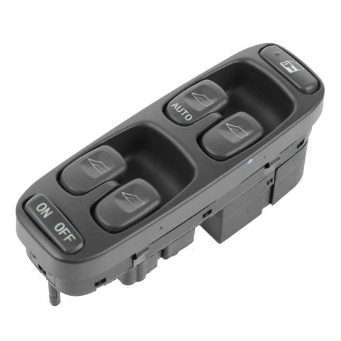 98-00 Volvo V70, S70 Master Power Window Switch LF