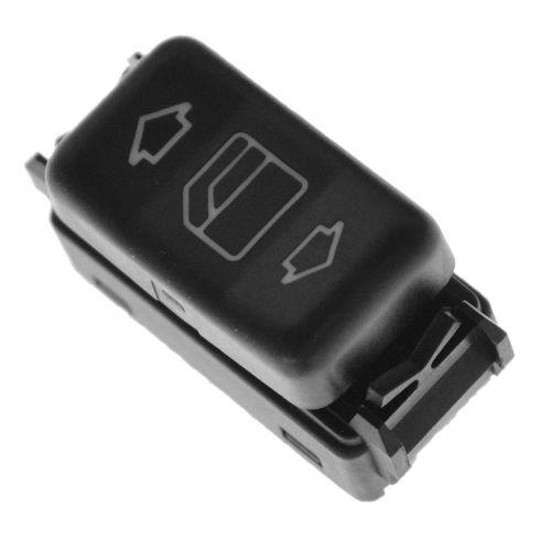 86-93 MB 190, 260, 300, 350, 420, 560 Multifit Console Mtd Pwr Wdw Switch LF = LR