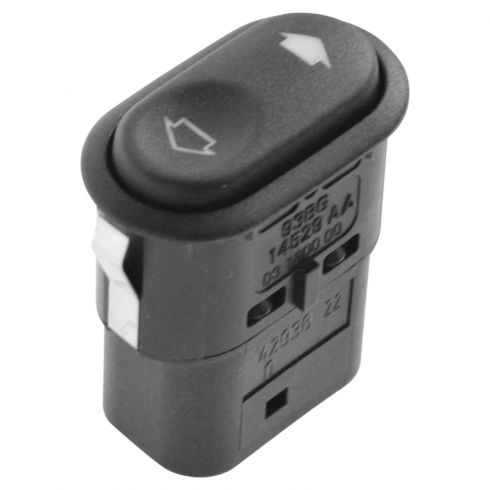 95-97 Contour, Mystique RF; 00-02 F150; 04-07 F250SD-F550SD Rear Sliding - Power Window Switch (MC)