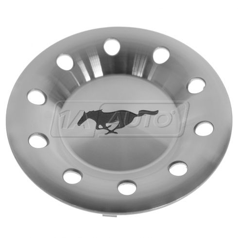 03-04 Ford Mustang (w/16 Alloy Whl) Mustang Horse Logoed Silver Center Cap (Ford)