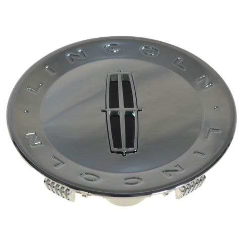 07-10 Lincoln MKX; 09-11 Town Car (w/18 or 20 In Alum Whl) Chrome ~Lincoln~ Logoed Center Cap (Ford)