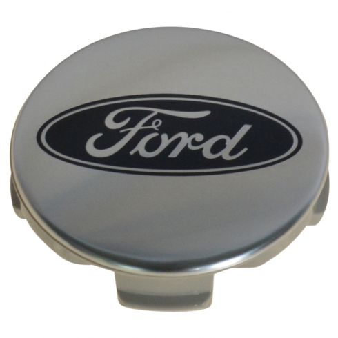 2015 Ford F150, Expedition, Taurus; 13-15 Explorer (w/20 In Whl) Chrm ~Ford~ Logoed Cnter Cap (Ford)