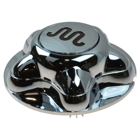 01-04 Ford F150 King Ranch Heritage ~King Ranch~ Logoed Chrome Center Cap (Ford)