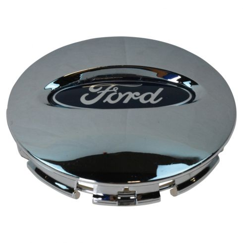 08-14 Ford F150; 07-15 Expedition (w/20 x 8.5 In Wheel) Chrome ~Ford~ Logoed Center Cap (Ford)