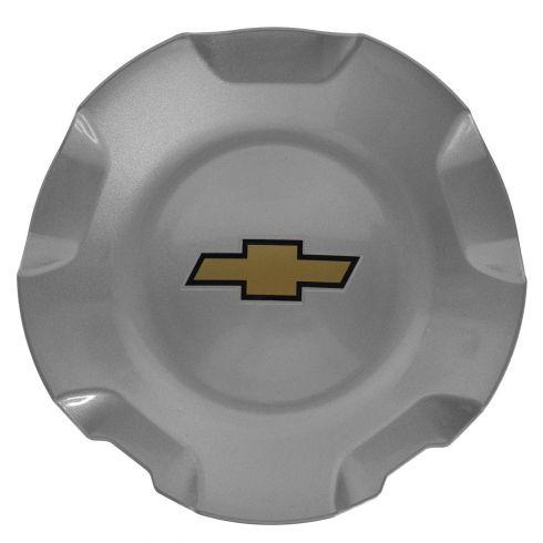 07-14 Chevy Avalanche, Subrbn, Tahoe (w/RPO Code N87, RCPl) 5 Spoke Chrome Wheel Center Cap (GM)