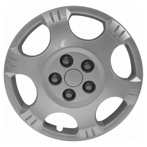 02-07 Saturn Vue Silver Spark (16 Inch) Wheel Cover Hub Cap (GM)
