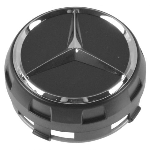 Mercedes benz wheel center cap mercedes benz for Mercedes benz black center caps