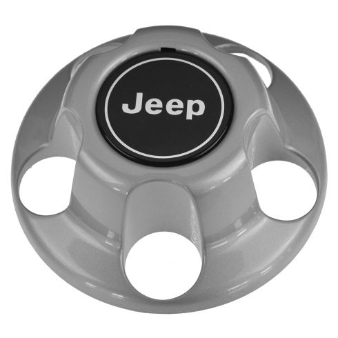 94-01 Chrkee; 91-95, 97-01 Wrangler; 94-96 Gr Cher Base Models w/Steel Wheel Center Hub Cap (Mopar)
