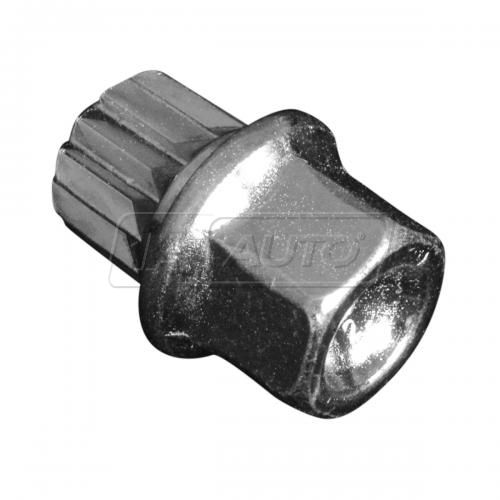 Audi & Volkswagen Multifit (Pointed 13 Spline) Wheel Lock Key (Volkswagen)