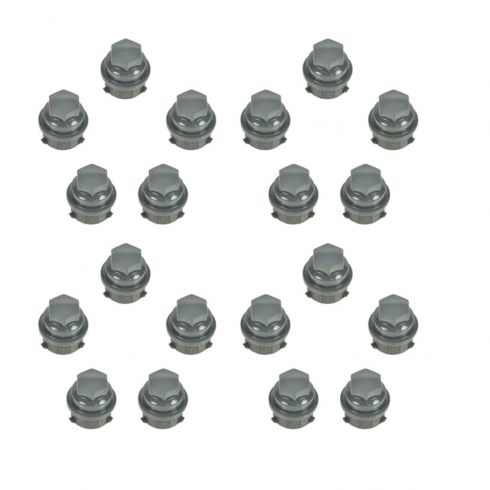 Lug Nut Cap (Set of 20)