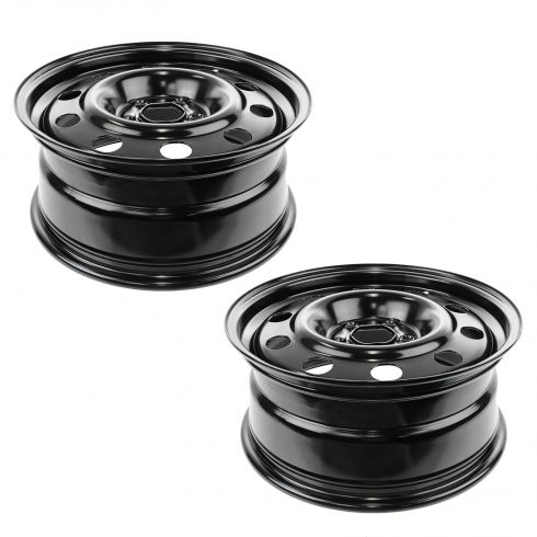 06-11 Ford Crown Victoria, Mercury Grand Marquis (17 x 7 in) Steel Wheel Pair