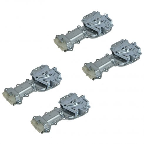 Buick Cadillac Olds Pontiac Chevy Window Motor 4 piece set