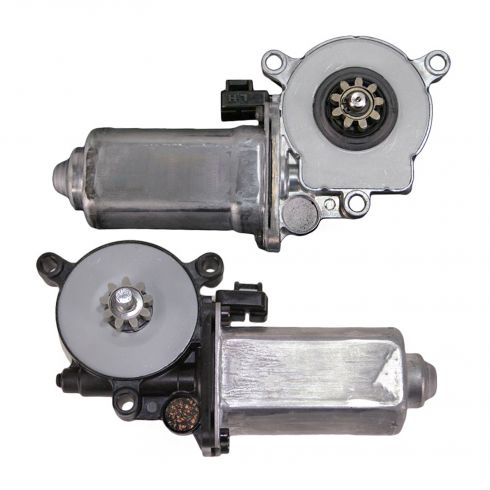 Buick Cadillac Olds Pontiac Window Motor 2 piece set