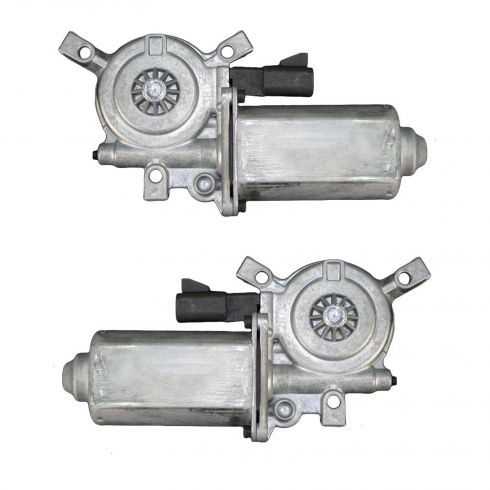 1997-03 Malibu Cutlass Trans Sport Venture Window Motor 2 Piece Set