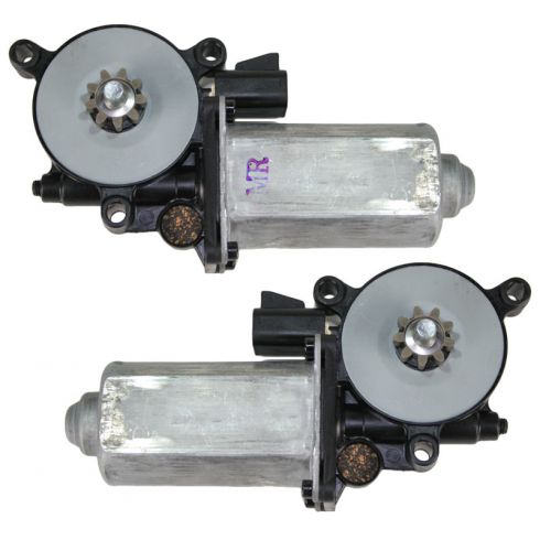 1995-01 Lumina Monte Carlo Saturn Power Window Motor Pair