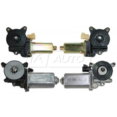 1999-05 Grand Am Alero Power Window Motor Set 4pc