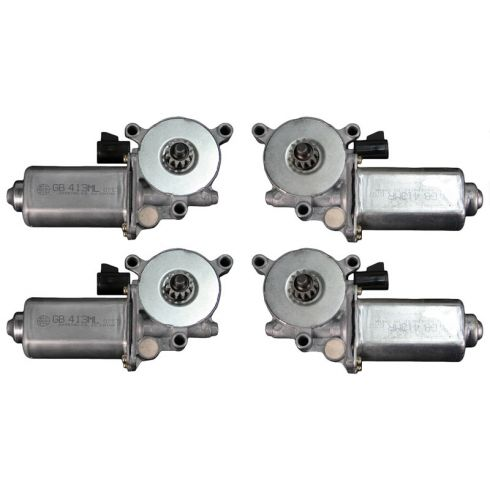1999-05 Regal Century Grand Prix Impala Power Window Motor Set 4pc