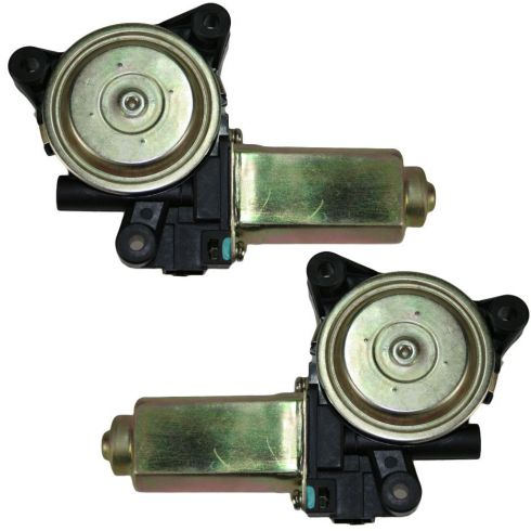 1996-00 Grand Caravan Voyager Town & Country Power Window Motor Pair