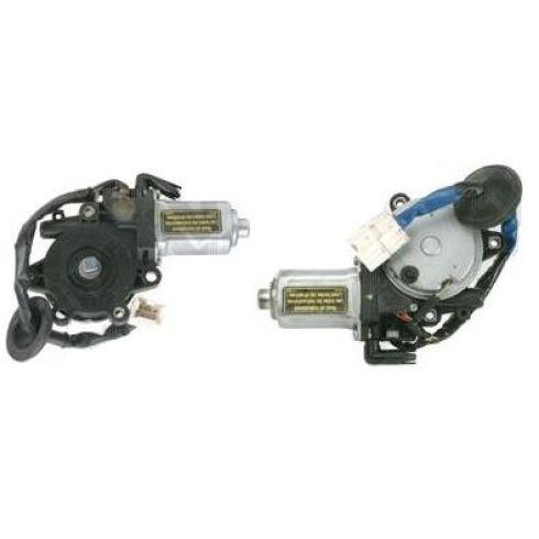Nissan altima power window motor pair 1awmk00042 at 1a for 2002 nissan altima window regulator