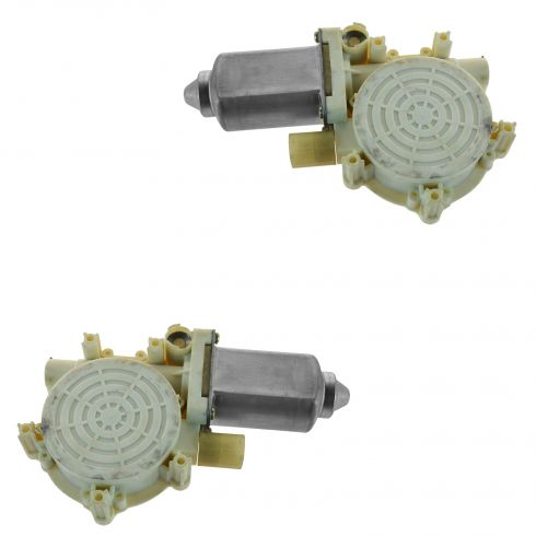 02-05 (thru 5/05) Mini Cooper, Cooper S Power Window Motor PAIR