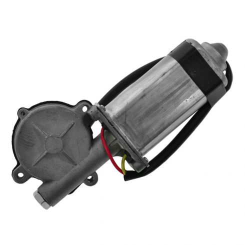 Power Window Motor for 1/4 Glass for Convertible Models Driver Side