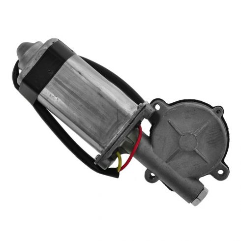 Power Window Motor for 1/4 Glass for Convertible Models Passenger Side