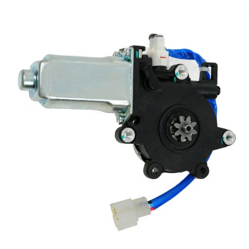 98-02 Forester RF = RR; 03-08 Forester LF = LR; 02-07 Impreza SW RF Power Window Motor
