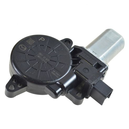 11-13 Mazda 2; 10-13 Mazda 3 (Sedan & Hatchback); 09-13 Mazda 6 Front Door Power Window Motor LF