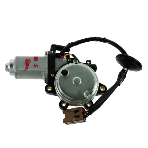 2002 (to 10-01) Nissan Altima Power Window Motor LF (Remanufactured)