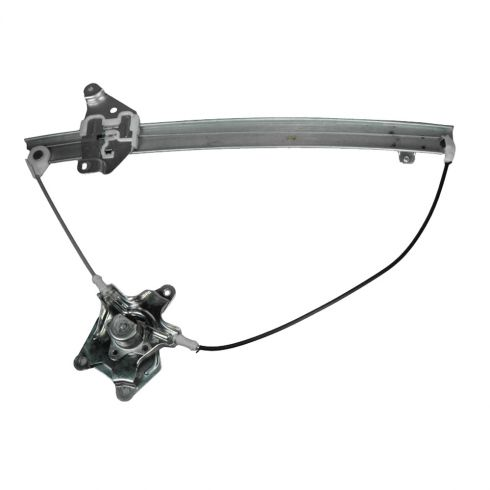 86-97 Nissan Pickup Pathfinder Manual Window Regulator LH