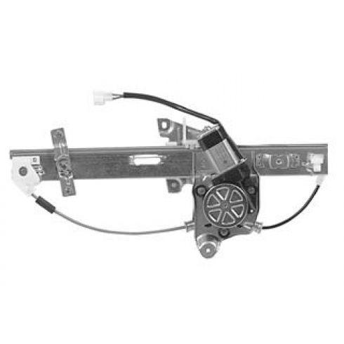 1995-02 Mazda Millenia Window Regulator LR High Quality