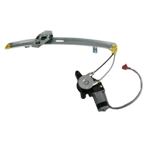 1990-93 Honda Accord Power Window Regulator w Motor LR