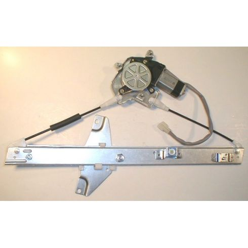 1992-96 Toyota Camry Sdn Wgn Window Regulator w/Motor LF