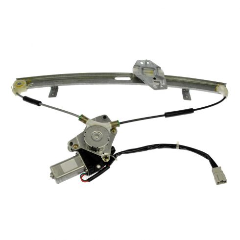 window regulator - electric, powered, automatic