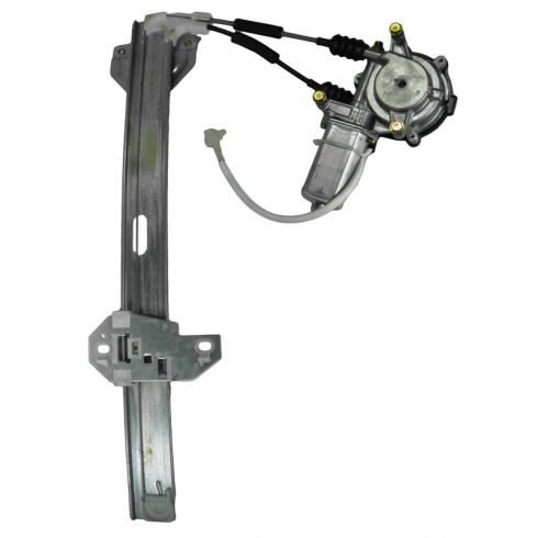 1988-91 Honda Civic Power Window Regulator w/Motor LR